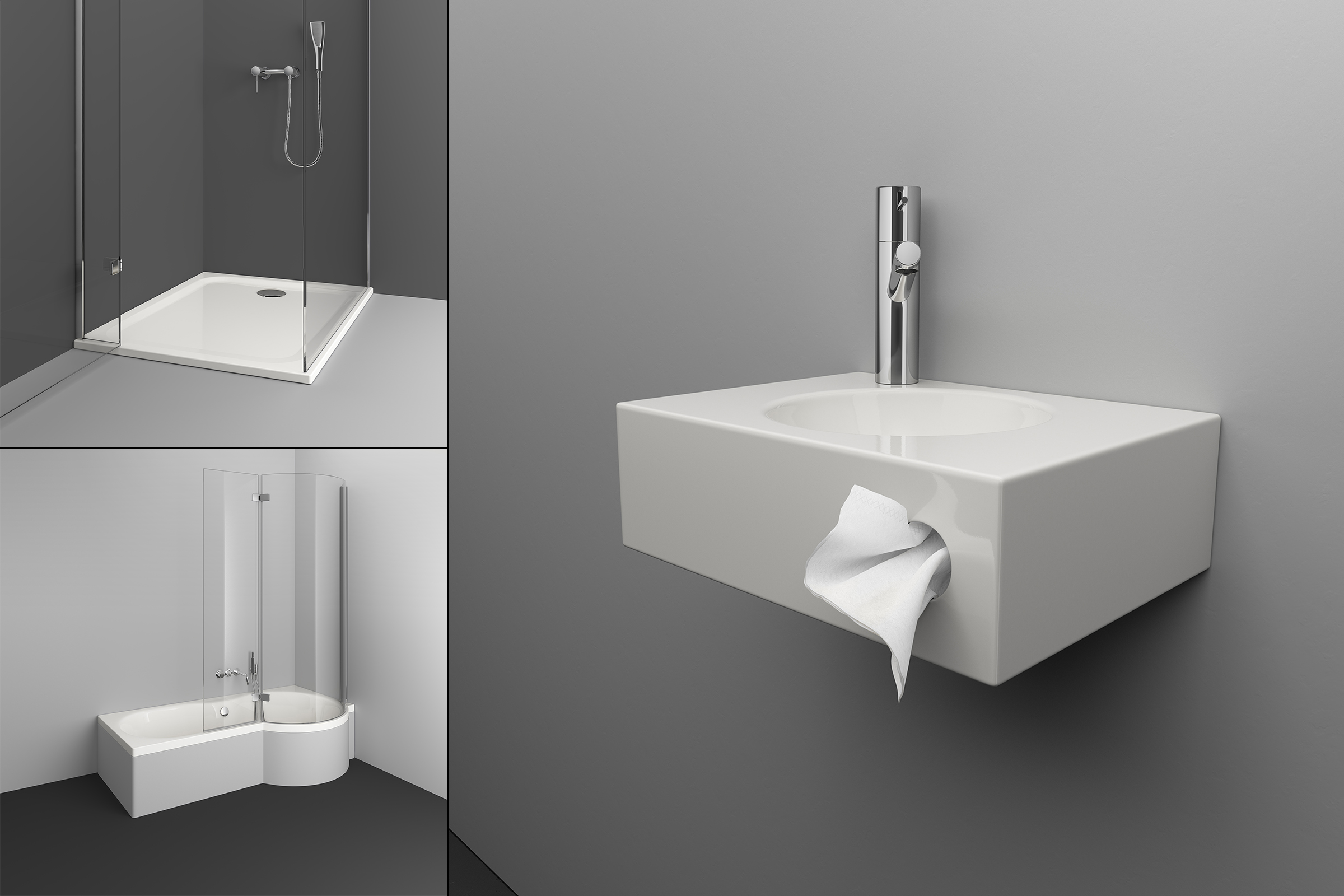 frederic müller mueller digital image making cgi 3d-rendering photorealistic digital art product visual bathroom supply